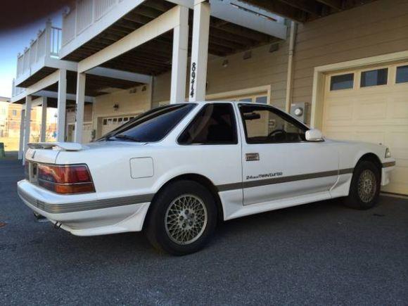 Toyota Soarer I 1981 - 1986 Coupe #7