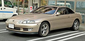 Toyota Soarer III (Z30) Restyling 1996 - 2000 Coupe #2