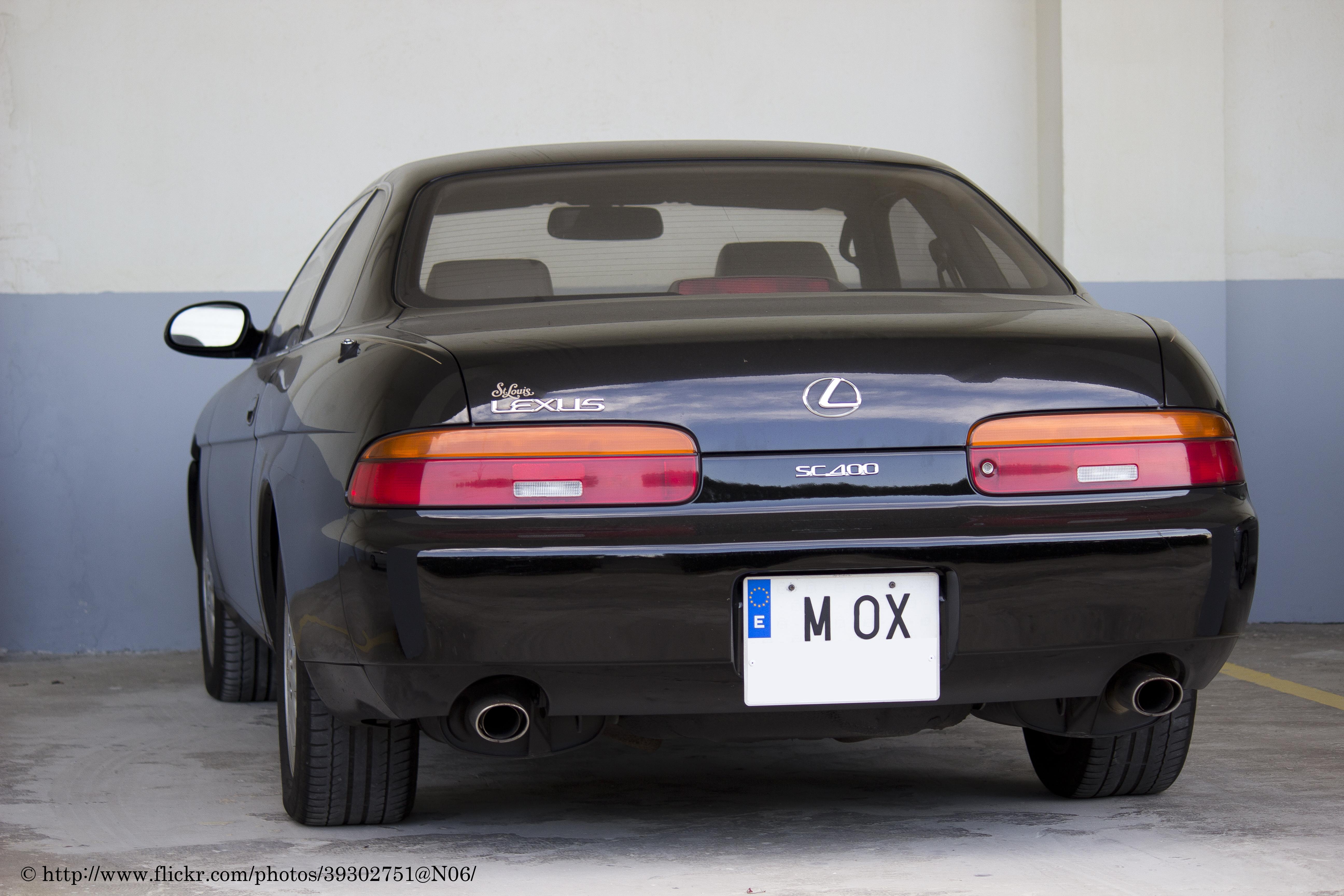 Toyota Soarer III (Z30) Restyling 1996 - 2000 Coupe #5