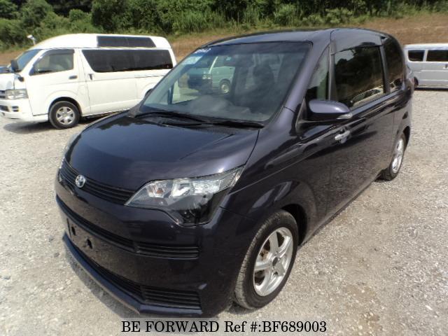 Toyota Spade 2012 - now Compact MPV #4