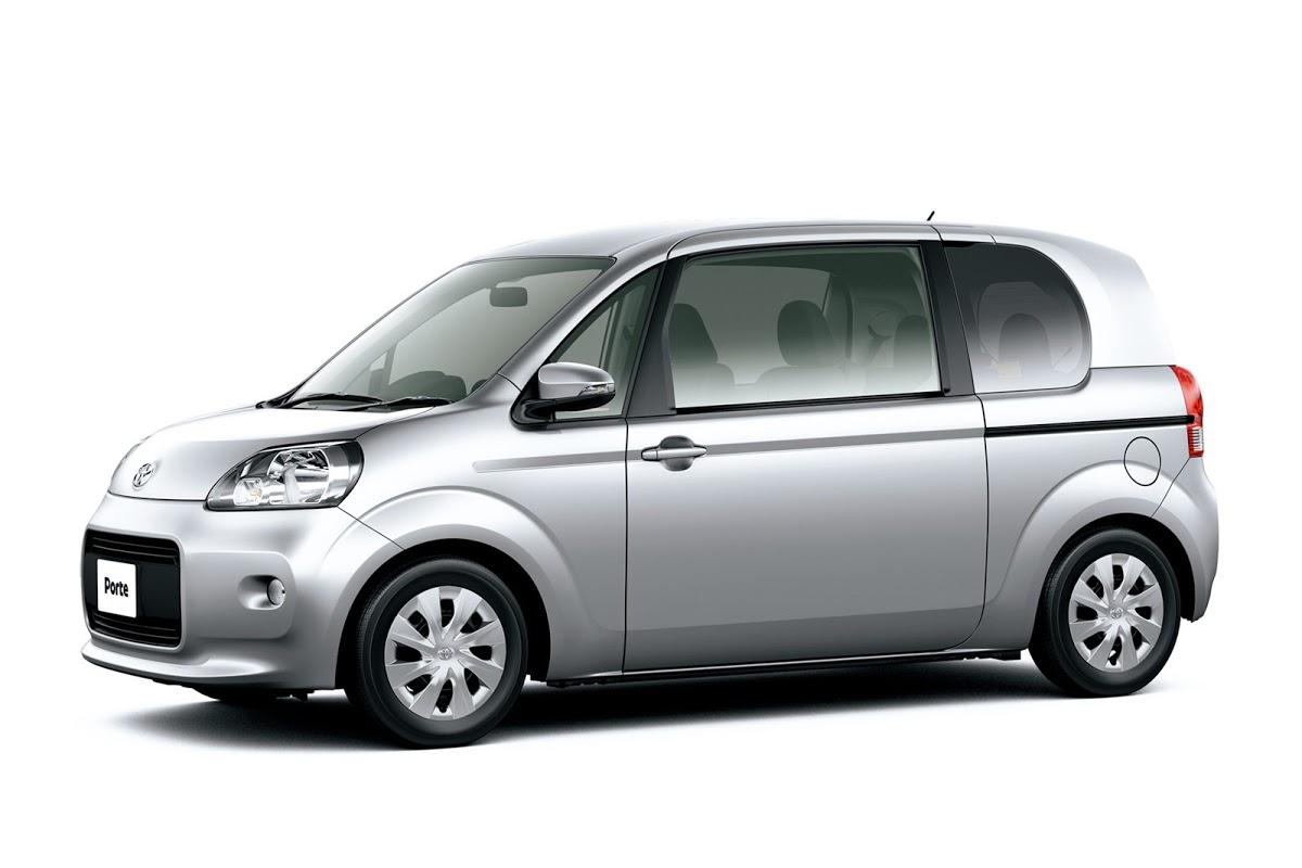 Toyota Spade 2012 - now Compact MPV #3