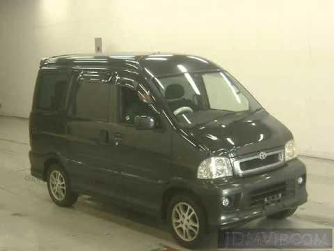 Toyota Sparky 2000 - 2003 Microvan #4