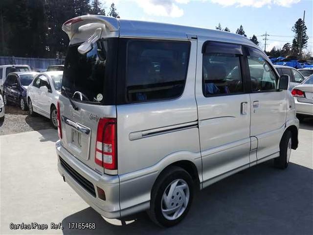Toyota Sparky 2000 - 2003 Microvan #3