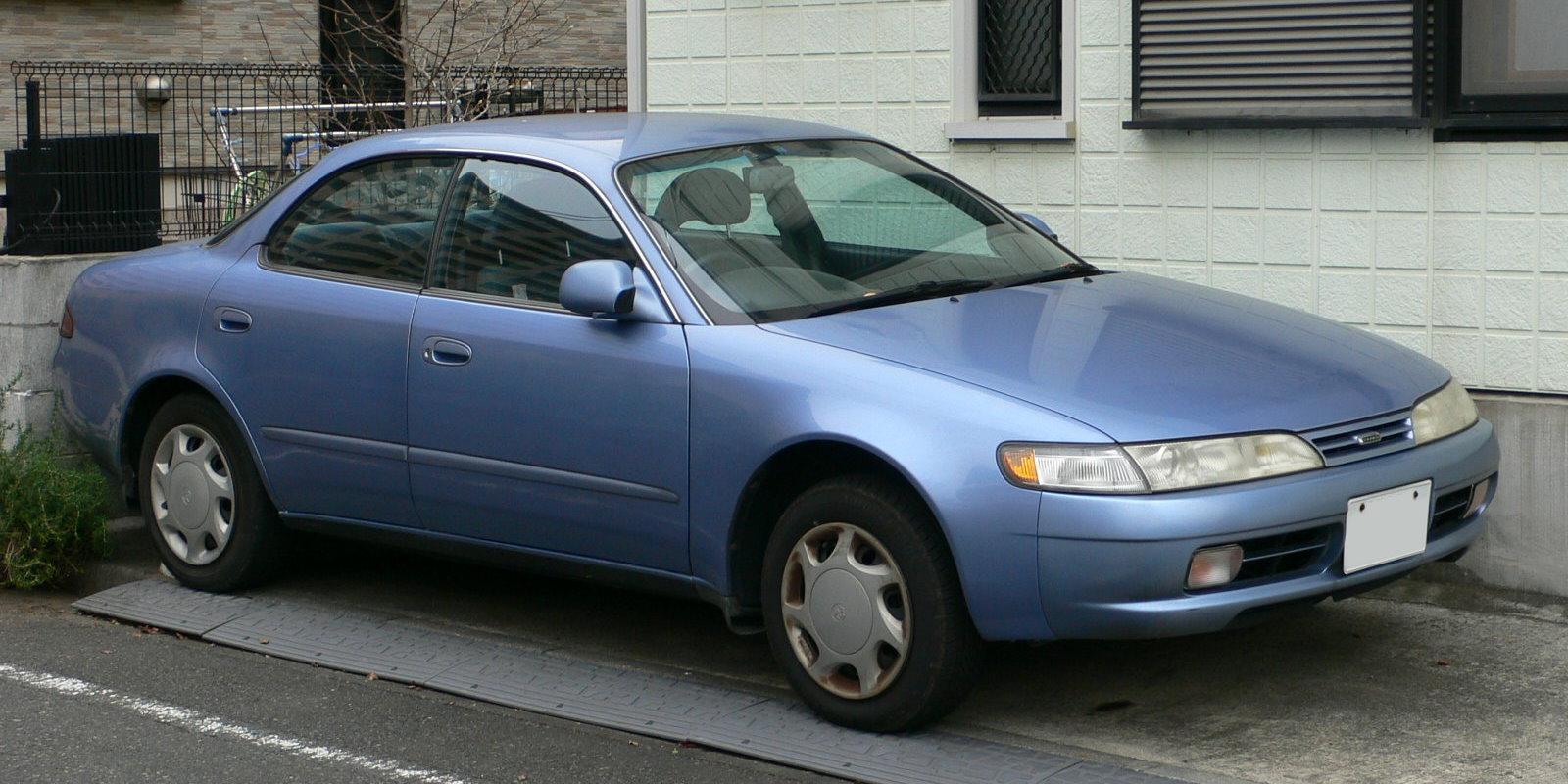 Toyota Sprinter Marino 1992 - 1998 Sedan #7