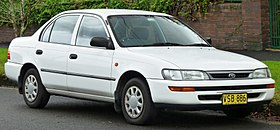 Toyota Sprinter VIII (E110) 1995 - 2000 Sedan #2