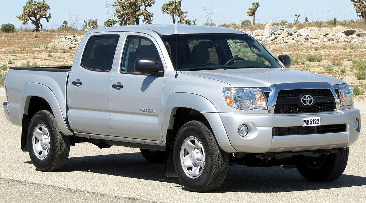 Toyota Tacoma I 1995 - 2000 Pickup #4