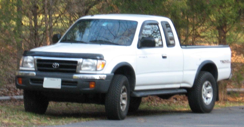 Toyota Tacoma I 1995 - 2000 Pickup #1