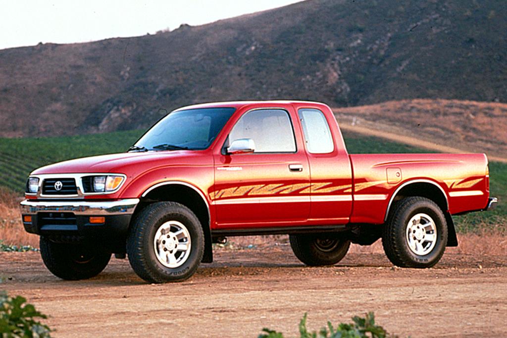 Toyota Tacoma I 1995 - 2000 Pickup #5