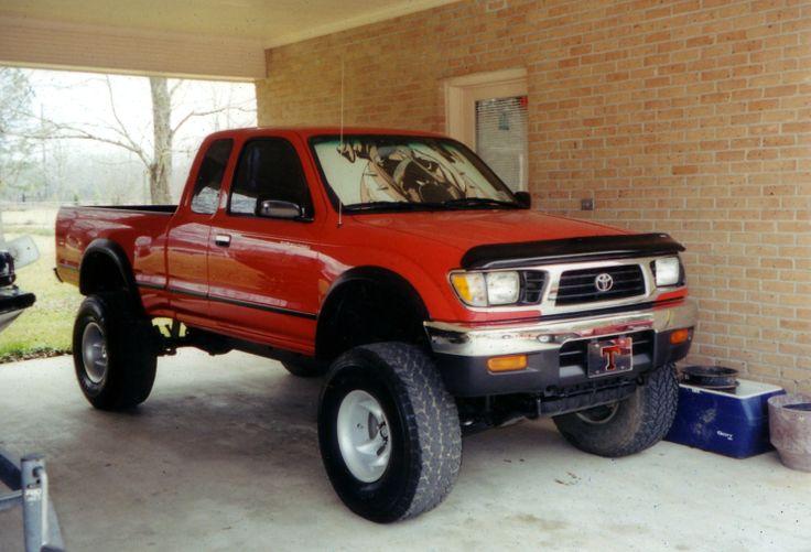 Toyota Tacoma I 1995 - 2000 Pickup #6