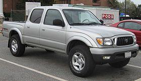 Toyota Tacoma I 1995 - 2000 Pickup #7