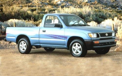 Toyota Tacoma I 1995 - 2000 Pickup #8