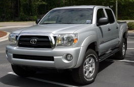 Toyota Tacoma II 2004   2011 Pickup #7