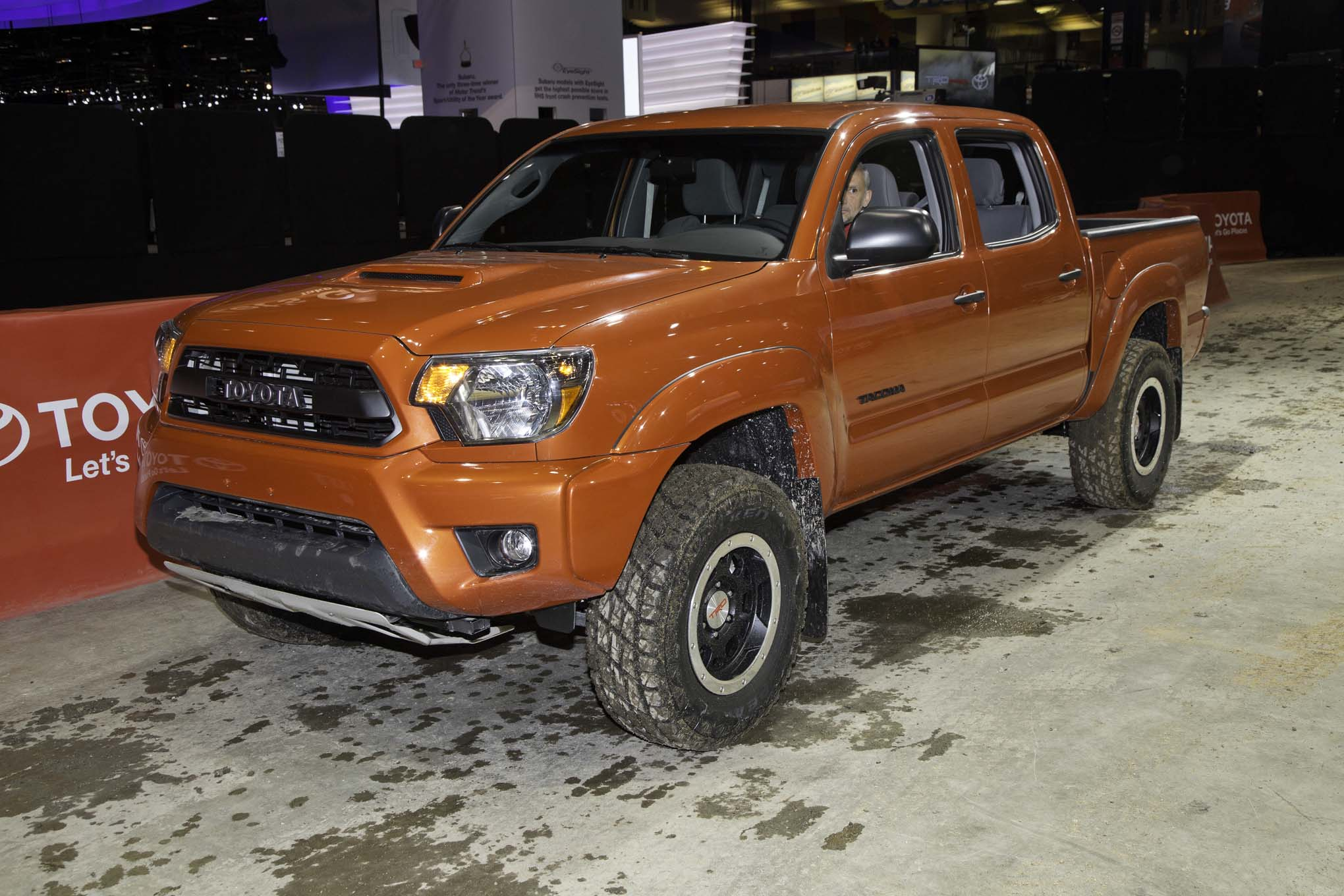 Toyota Tacoma III 2015 - now Pickup #1