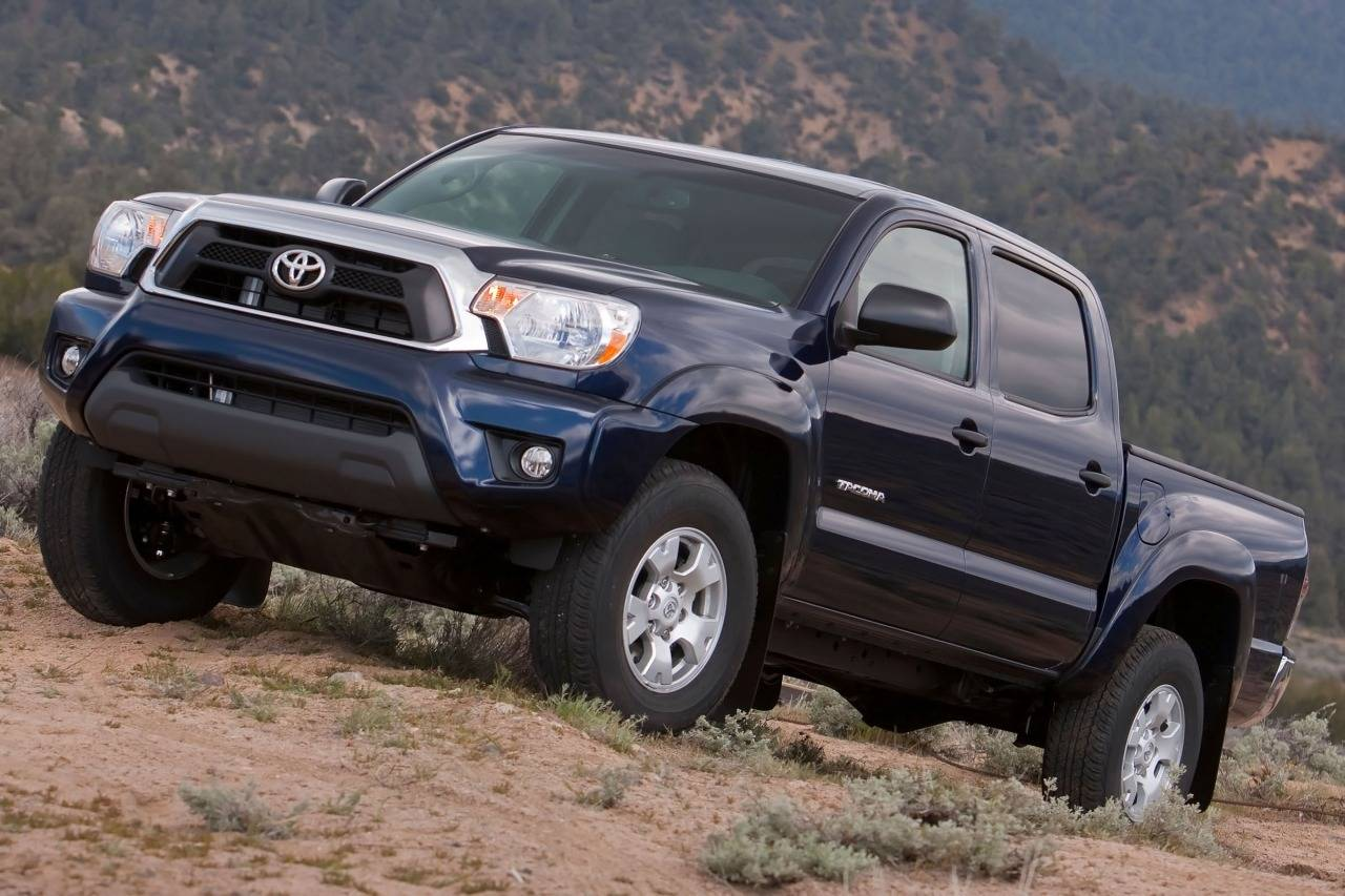 Toyota Tacoma III 2015 - now Pickup #3