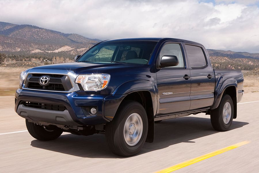 Toyota Tacoma III 2015 - now Pickup #2