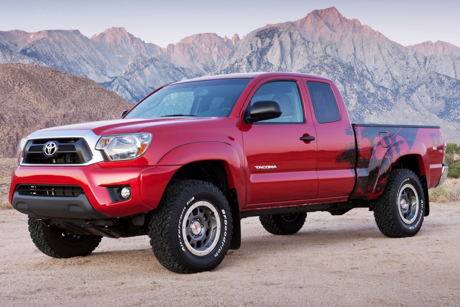 Toyota Tacoma III 2015 - now Pickup #5