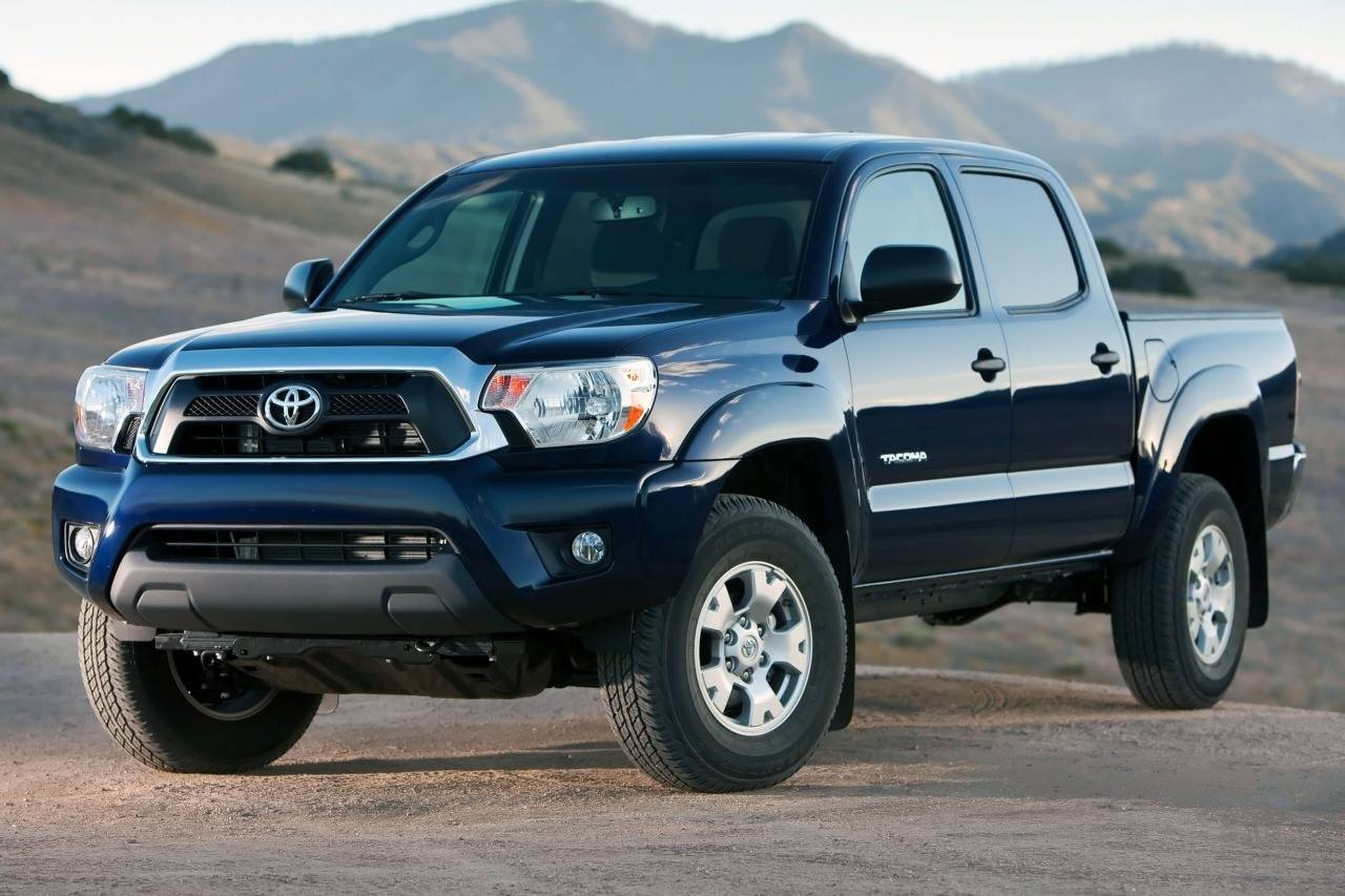 Toyota Tacoma III 2015 - now Pickup #8