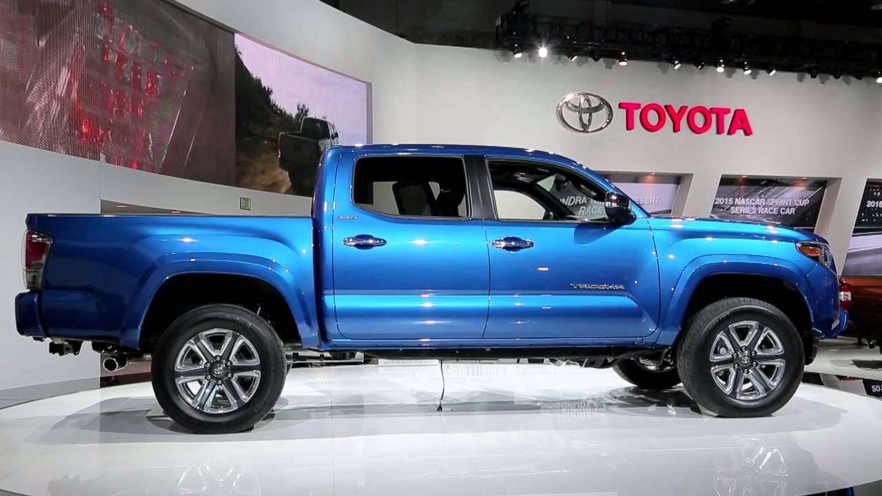 Toyota Tacoma III 2015 - now Pickup #7