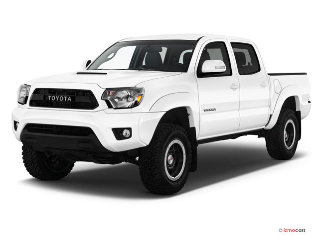 Toyota Tacoma III 2015 - now Pickup #6