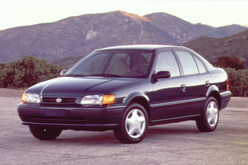 toyota tercel v l50 restyling 1997 1999 sedan outstanding cars rh carsot com 1999 Toyota Tercel 1999 Toyota Tercel