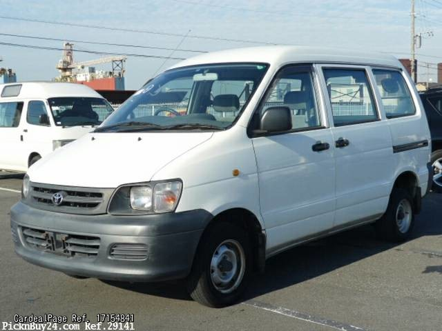 Toyota TownAce III 1992 - 1996 Compact MPV #6