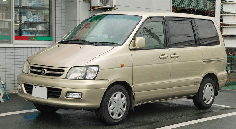 Toyota TownAce III 1992 - 1996 Compact MPV #5