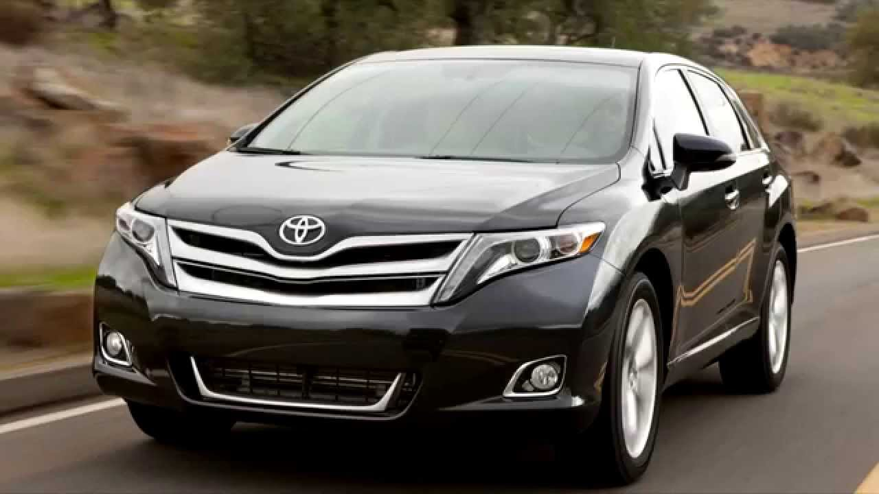 Toyota Venza I Restyling 2012 - now SUV 5 door #2
