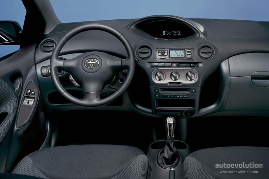 Toyota Yaris I 1999 - 2003 Hatchback 5 door #6