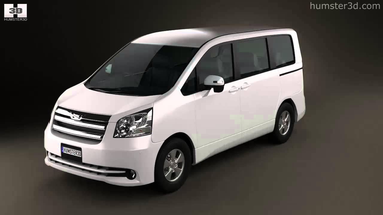 Toyota Voxy II (R70) 2007 - 2010 Minivan #7