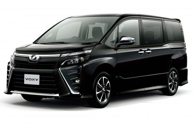 Toyota Voxy III (R80) 2014 - now Minivan #3