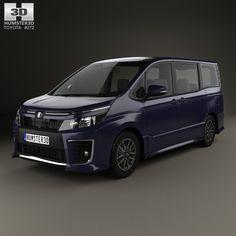 Toyota Voxy III (R80) 2014 - now Minivan #1