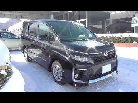 Toyota Voxy III (R80) 2014 - now Minivan #6