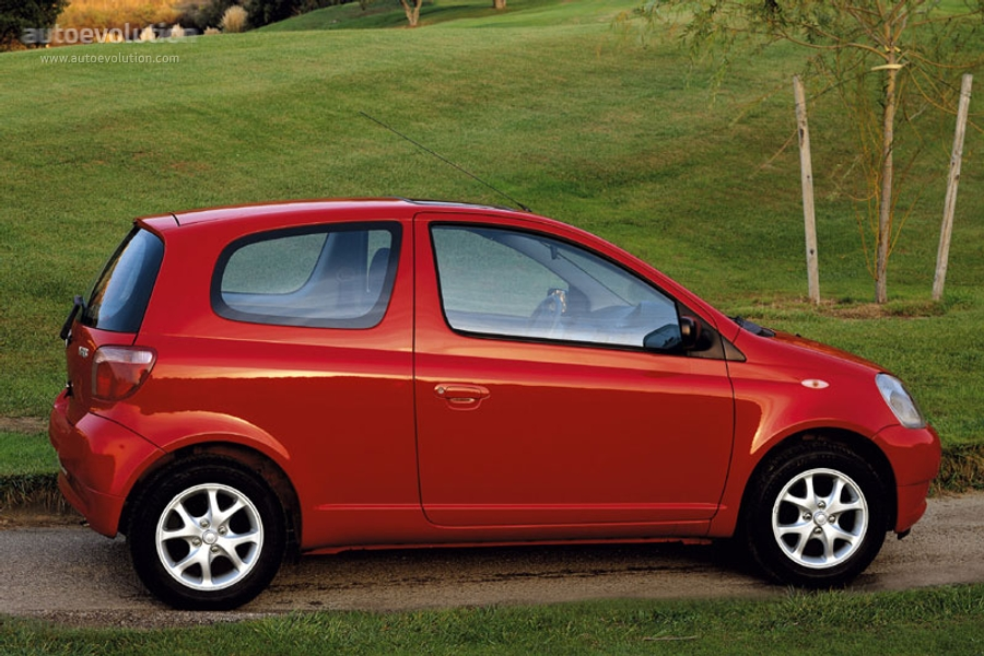 Toyota Yaris I 1999 - 2003 Hatchback 3 door #7