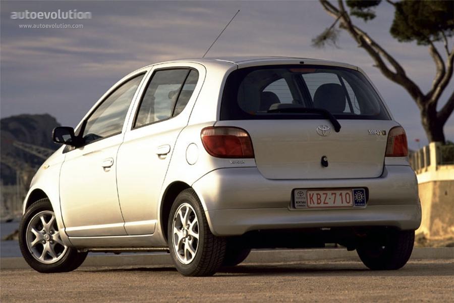 Toyota Yaris I 1999 - 2003 Hatchback 5 door #2