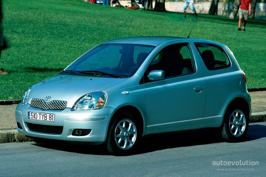 Toyota Yaris II 2005 - 2009 Hatchback 3 door #2