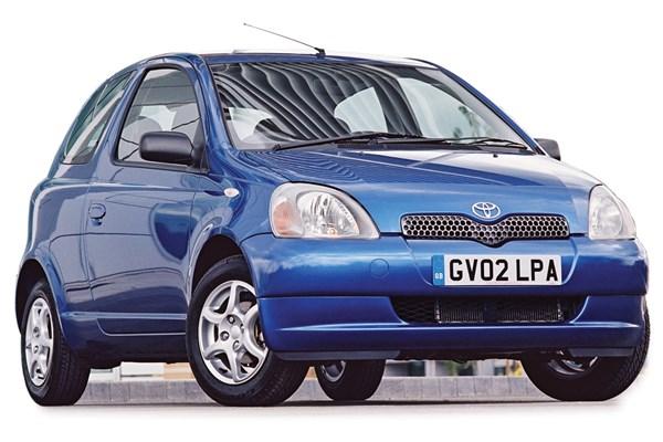 Toyota Yaris I Restyling 2003 - 2005 Hatchback 5 door #3
