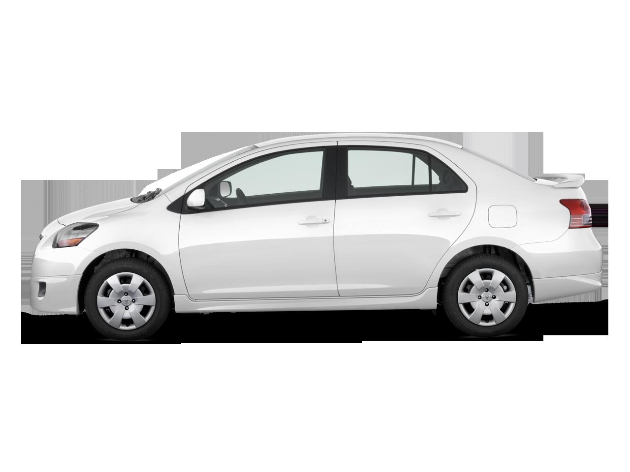 Toyota Yaris II 2005 - 2009 Sedan #3