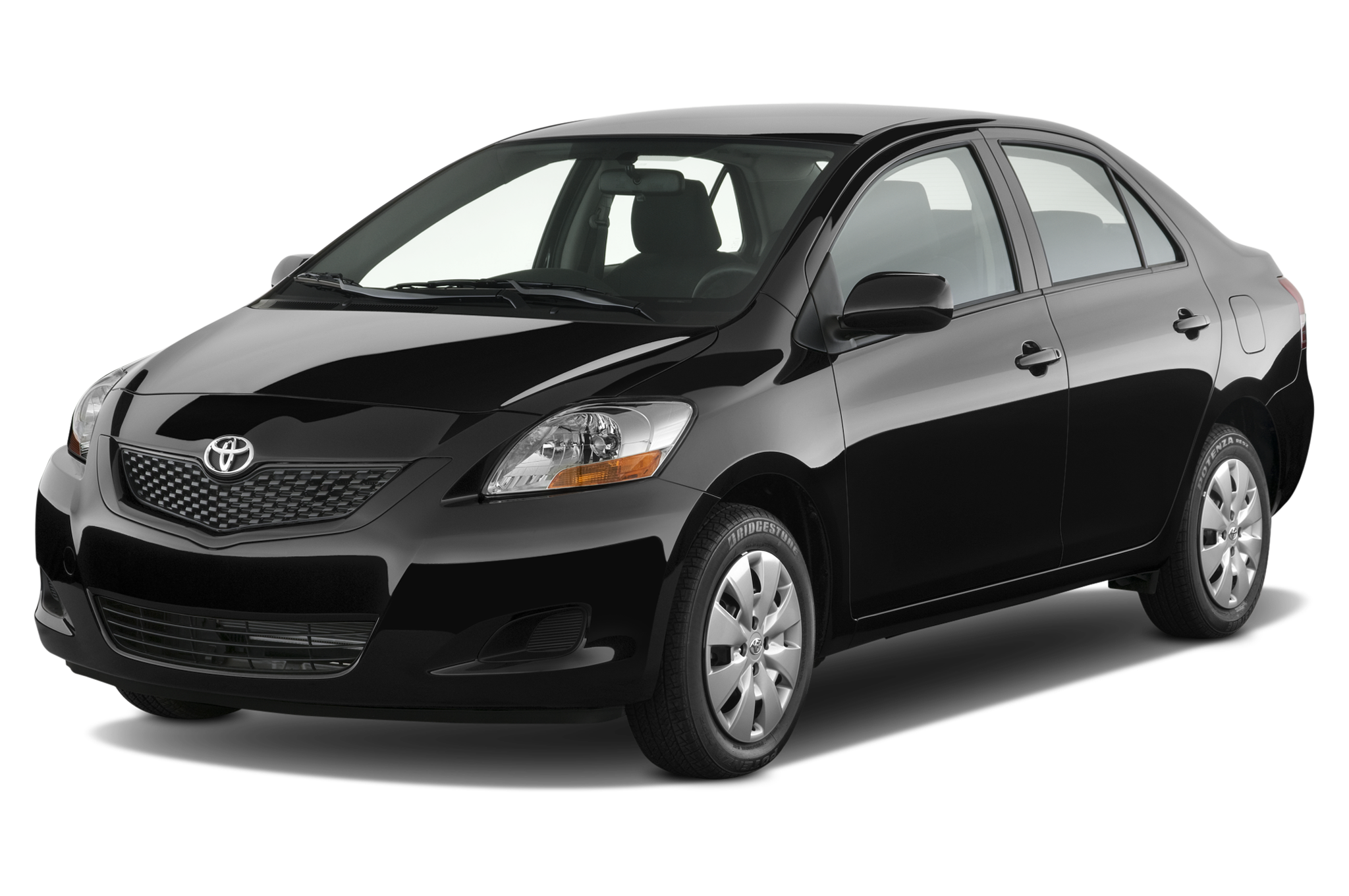 Toyota Yaris II 2005 - 2009 Sedan #2