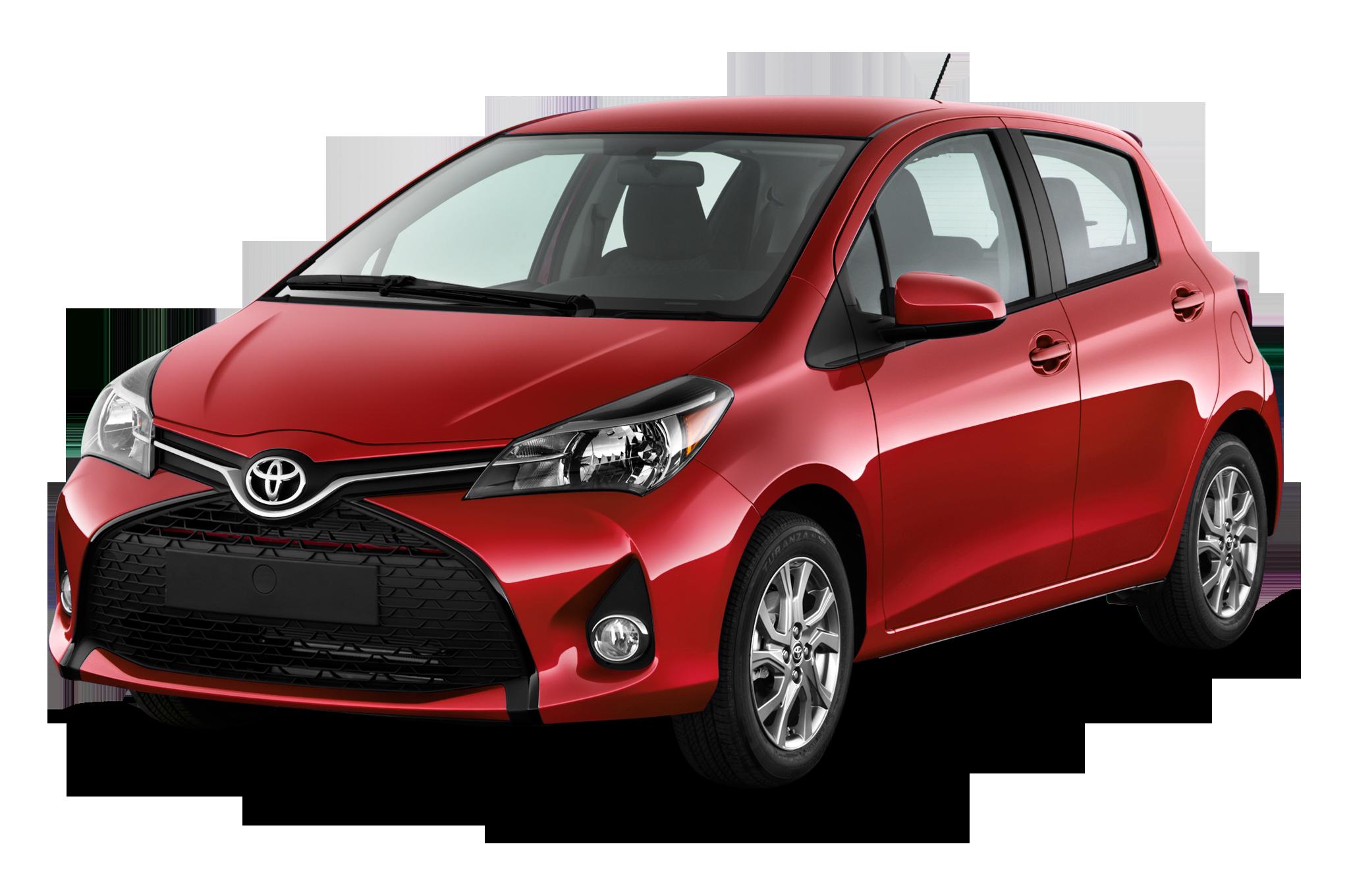 Toyota Yaris III Restyling 2014 - now Hatchback 5 door #1