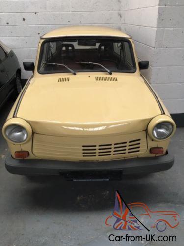 Trabant 1.1 1990 - 1991 Cabriolet #7