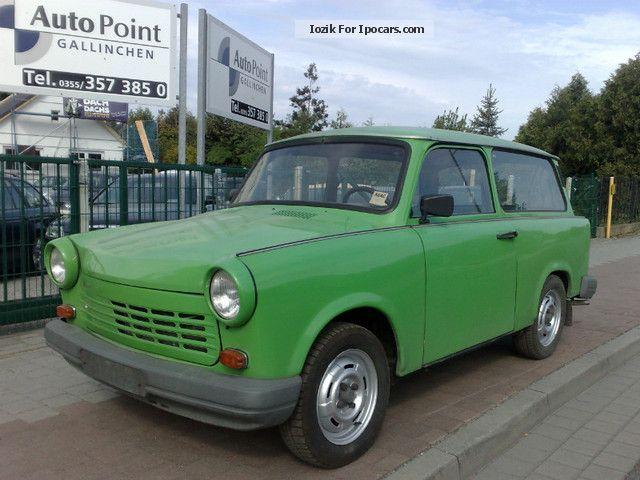 Trabant 1.1 1990 - 1991 Cabriolet #2