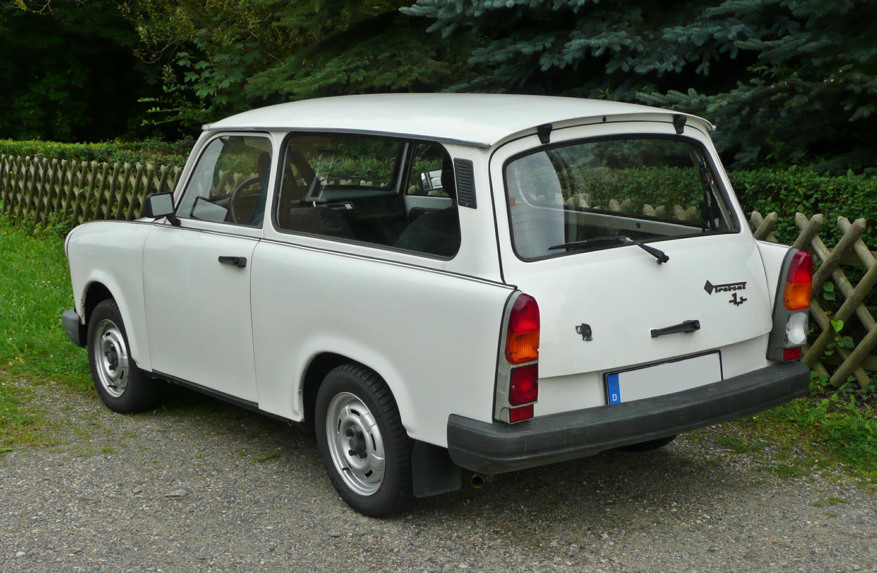 Trabant 1.1 1990 - 1991 Cabriolet #3