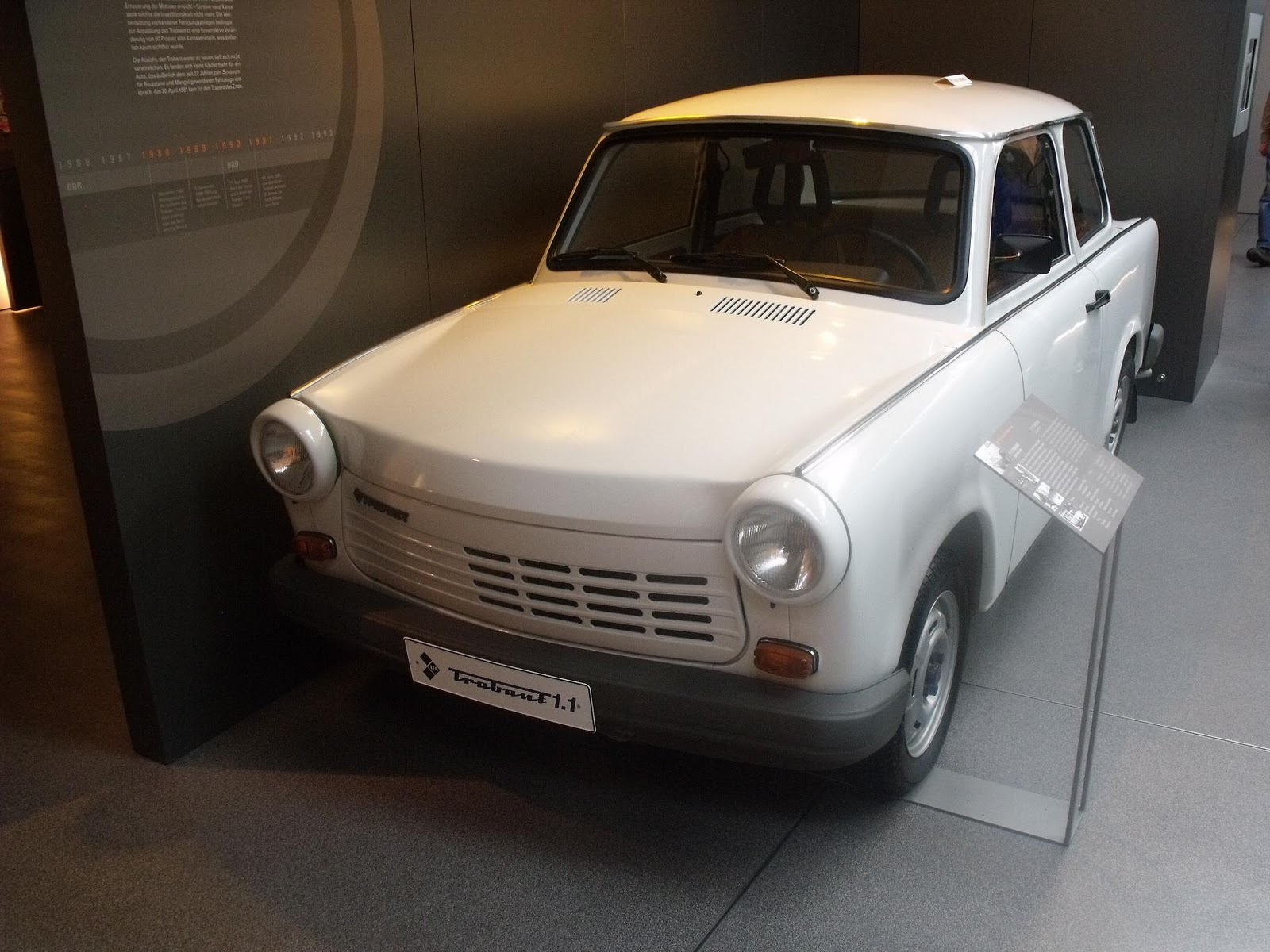 Trabant 1.1 1990 - 1991 Cabriolet #1