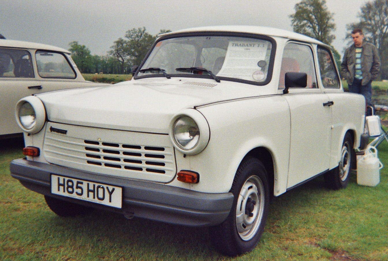 Trabant 1.1 1990 - 1991 Cabriolet #8