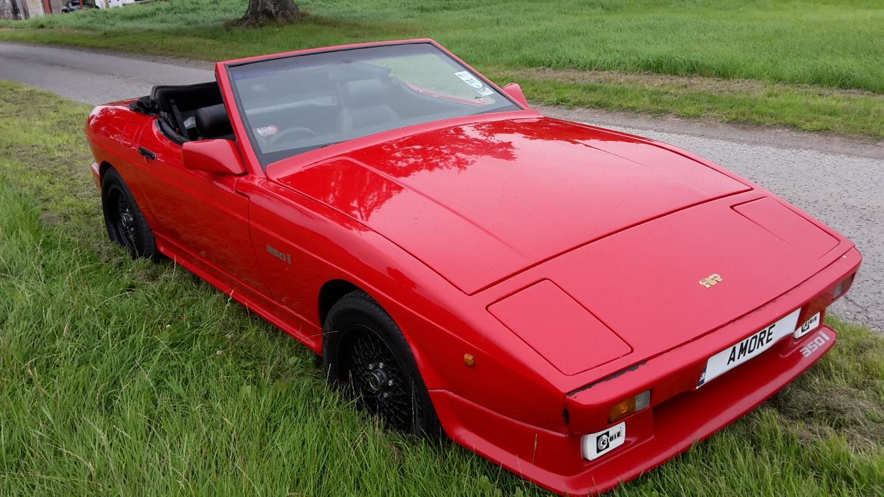 TVR 350 1983 - 1989 Roadster #1