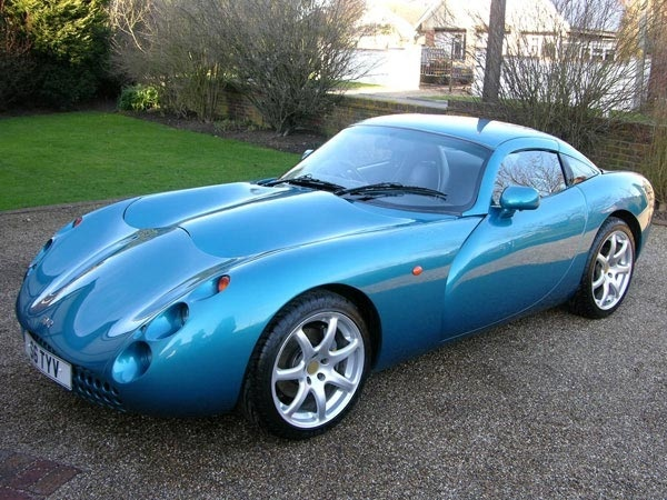 Tvr Tuscan 1999 2006 Roadster Outstanding Cars