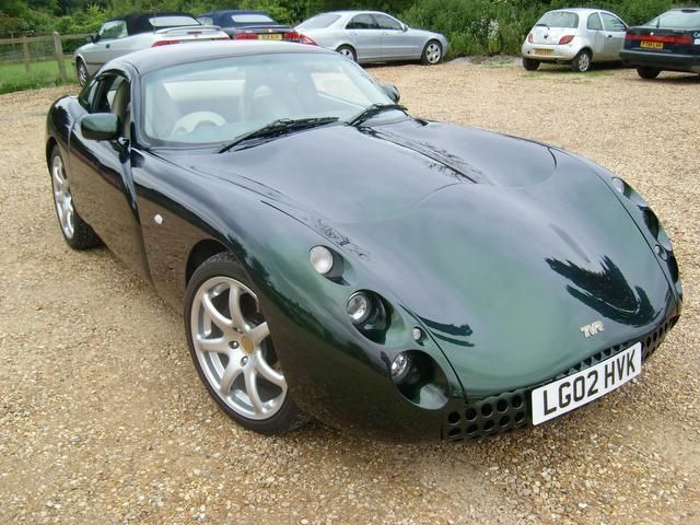 TVR Tuscan 1999 - 2006 Roadster #3