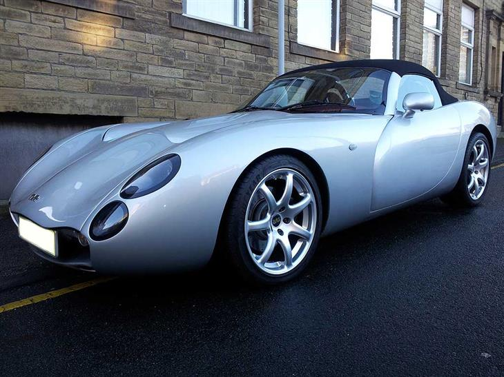 TVR Tuscan 1999 - 2006 Roadster #5