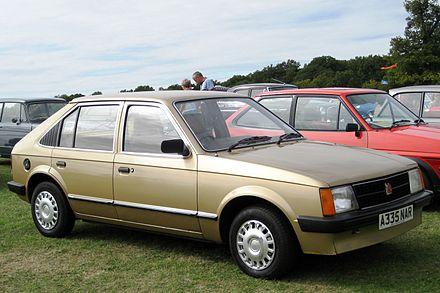 Vauxhall Astra D 1979 - 1984 Hatchback 5 door #6