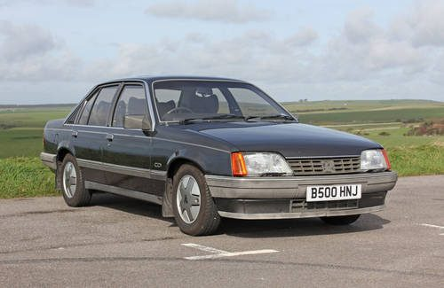 Vauxhall Carlton 1984 - 1994 Sedan #2
